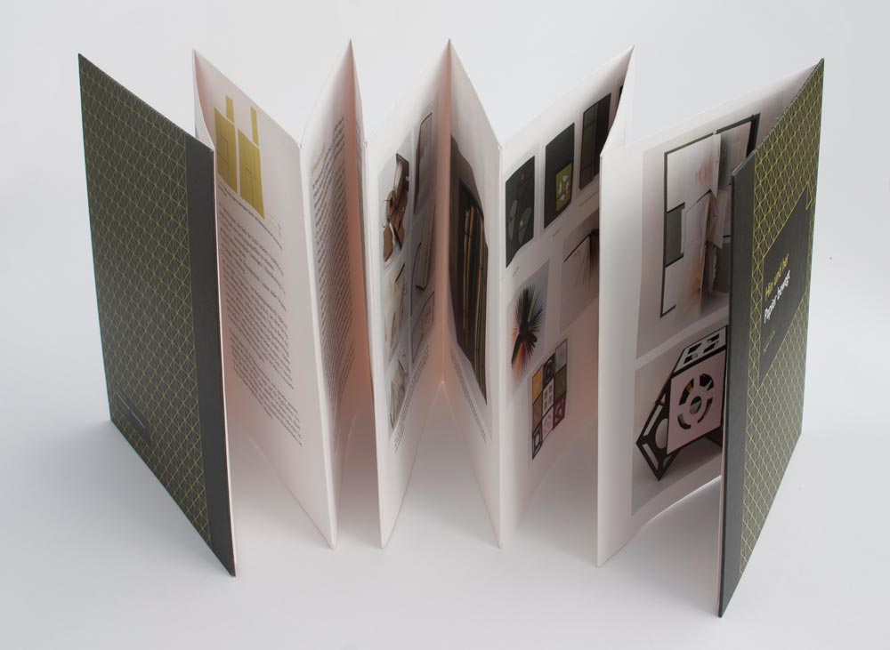 Print An Accordion Style Book