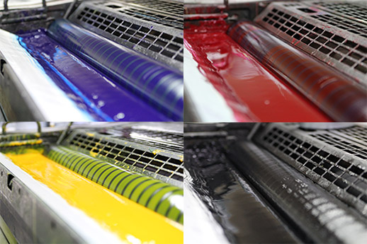 Offset Printing Color Matching Spot Color