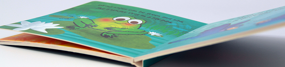 Board Book Binding