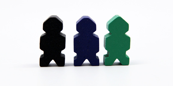 PrintNinja Custom Card Board Game Meeples
